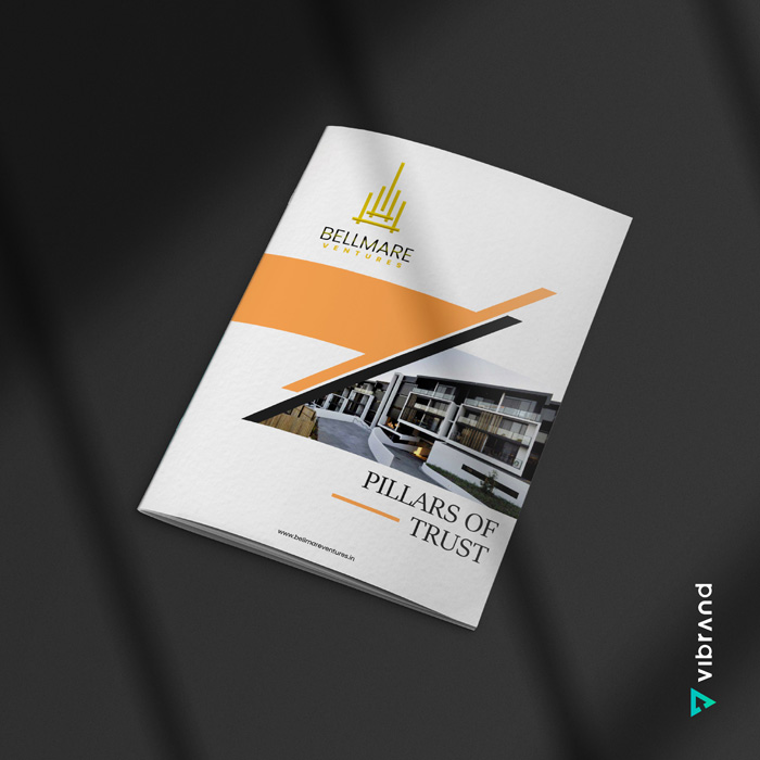 Vibrand Digital Solutions - Digital Marketing -Bellmare Corp Mockup Design - Website Design